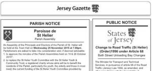 JEP Gazette screenshot